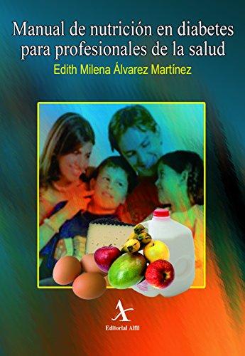 9786078045761: manual de nutricion en diabetes para profesionales de la salu
