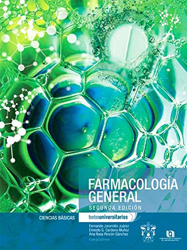 9786078285754: FARMACOLOGIA GENERAL 3ª EDICION (2013) CCB