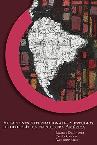 RELACIONES INTERNACIONALES Y ESTUDIOS DE GEOPOLITICA EN: Varios