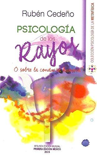 9786078305223: Psicología de los Rayos o Sobre la conducta Humana