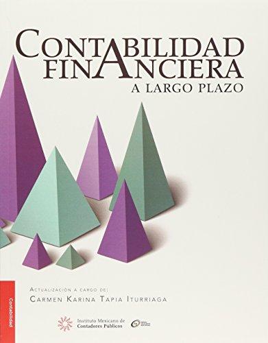 9786078384303: Contabilidad Financiera a largo plazo