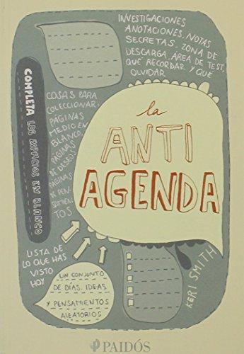 9786078406111: La Antiagenda (Spanish Edition)