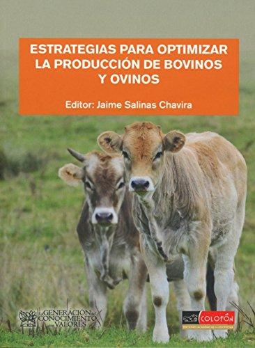 ESTRATEGIAS PARA OPTIMIZAR LA PRODUCCION DE BOVINOS: SALINAS CHAVIRA, JAIME
