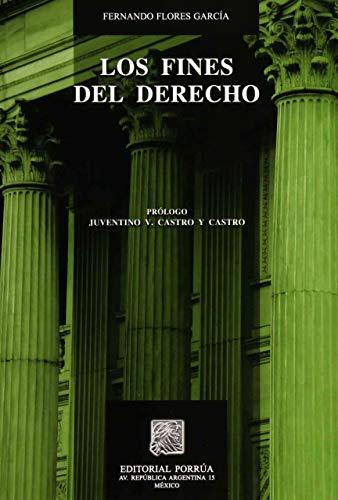 FINES DEL DERECHO, LOS [Paperback] by FLORES