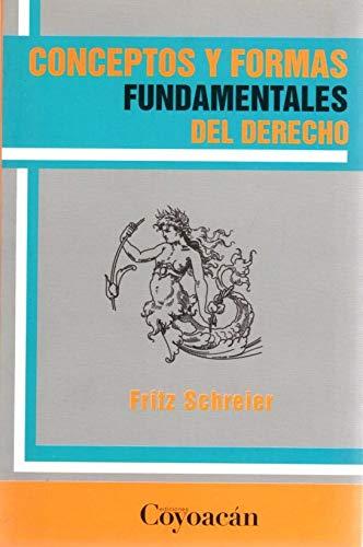 9786079014124: CONCEPTOS Y FORMAS FUNDAMENTALES DEL DERECHO