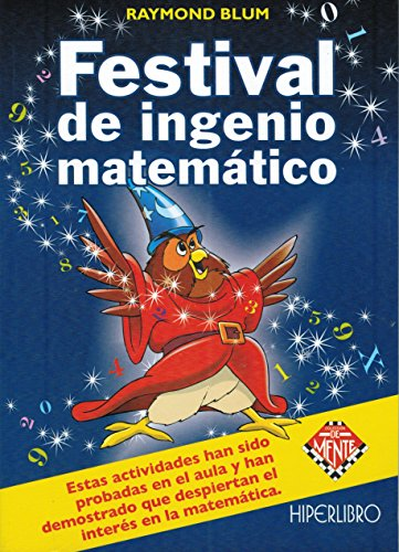 9786079043230: FESTIVAL DE INGENIO MATEMÁTICO