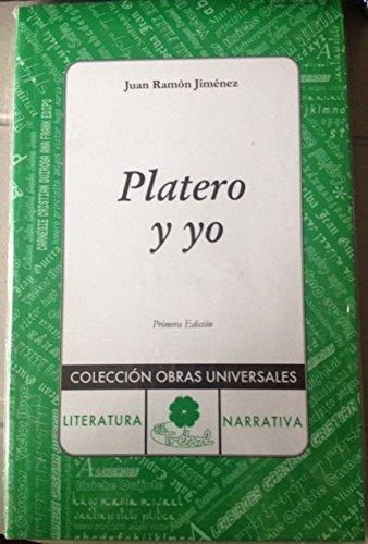 PLATERO Y YO: JIMENEZ