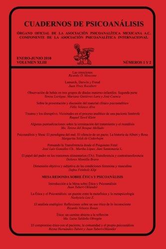 CUADERNOS DE PSICOANÁLISIS, Organo Oficial de la: Casamadrid Pérez, Julia;