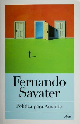 9786079202279: Politica para Amador (Spanish Edition)