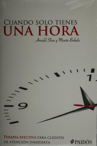 9786079202347: Cuando solo tienes una hora (Spanish Edition)