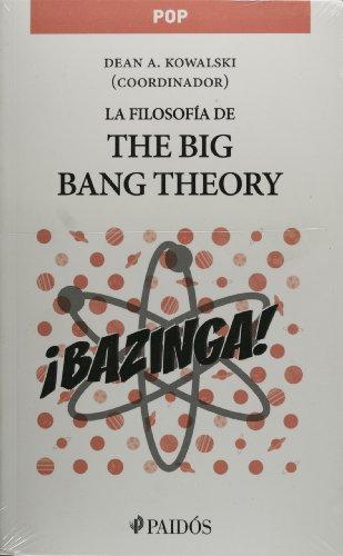 9786079202569: La filosofia de The Big Bang Theory (Spanish Edition)