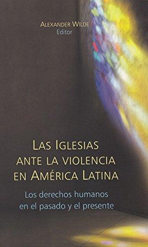 9786079275679: Las iglesias ante la violencia en América Latina