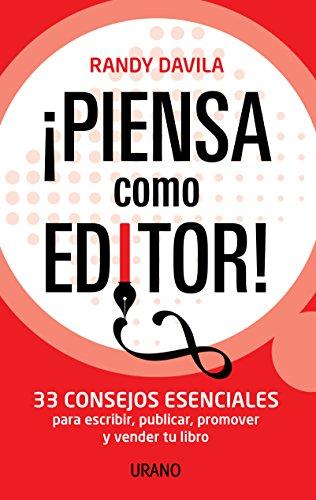 9786079344771: Piensa Como Editor