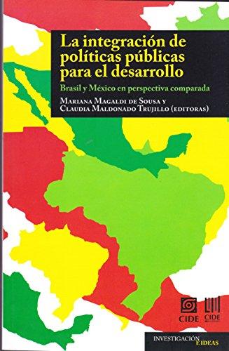 La Integracion De Politicas Publicas Para - Trujillo, Mariana Magaldi de Sousa y Claudia Maldonado
