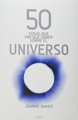 9786079377038: 50 cosas que hay que saber sobre el universo (Spanish Edition)