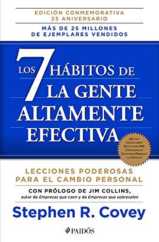 9786079377069: Los 7 habitos de la gente altamente efectiva. Edición conmemorativa 25 aniversario (Spanish Edition)