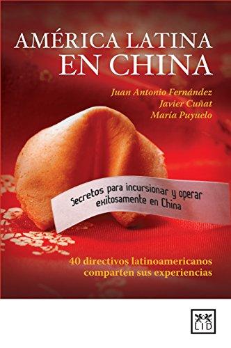 9786079380038: America Latina en China (Spanish Edition)