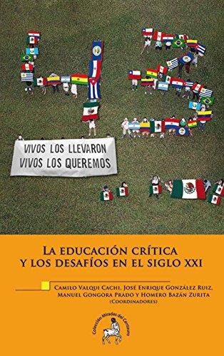 La educacion critica y los desafios en: CAMILO VALQUI CACHI,