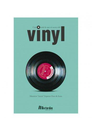 9786079601249: Casi Todo Lo Que Se Acerca Del Vinyl