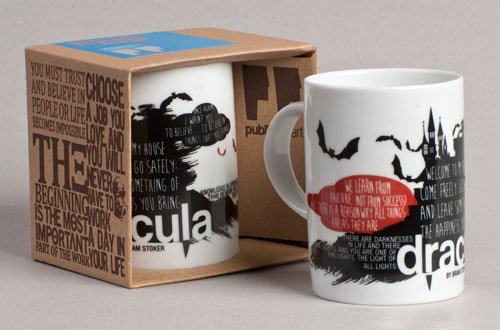 9786082211657: Dracula Mug (PublikumArt Gift and Accessories)