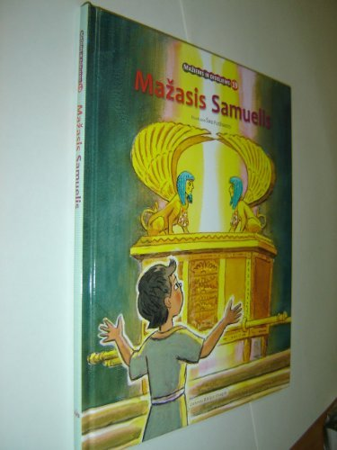 9786098073133: Lithuanian Children's Bible Series - Book 19 - The Story of Samuel / Mazasis Samuelis / Serija