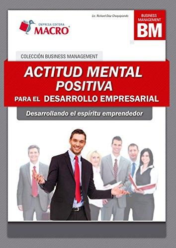 9786123041090: ACTITUD MENTAL POSITIVA PARA EL DESARROLLO EMPRESARIAL