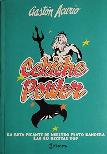 9786124070624: Cebiche Power