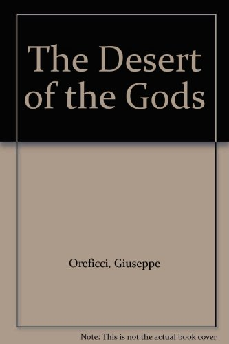 9786124535925: The Desert of the Gods