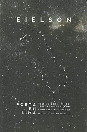9786124701078 - Jorge Eduardo Eielson: Poeta en Lima - Libro