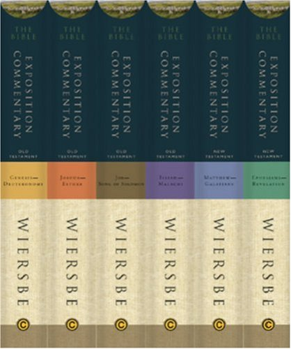 9786125030474: The Bible Exposition Commentary, 6 Volumes
