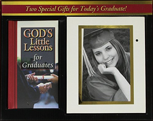 God's Little Lessons for Grads & Photo Frame with Frame: Honor Books