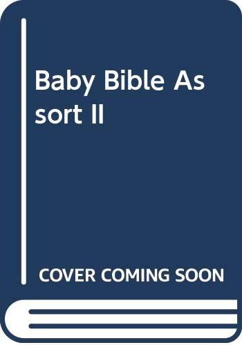 Baby Bible Assort II: Unknown