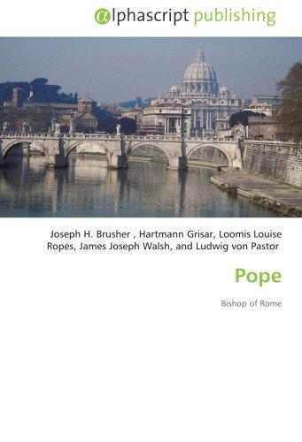9786130000110: Brusher, J: Pope