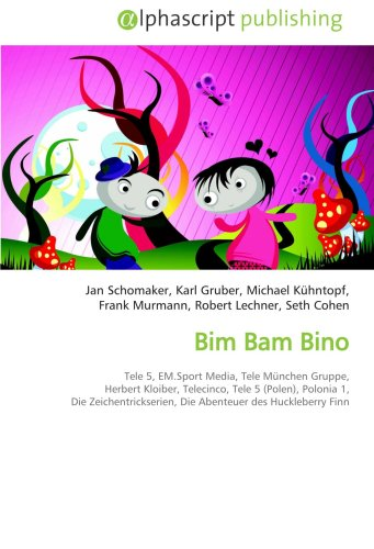 Bim Bam Bino: Jan Schomaker