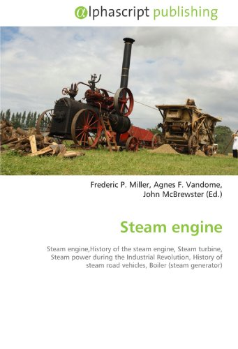 Steam engine: John van Riemsdijk