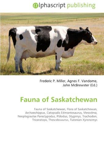 Fauna of Saskatchewan: Frederic P. Miller