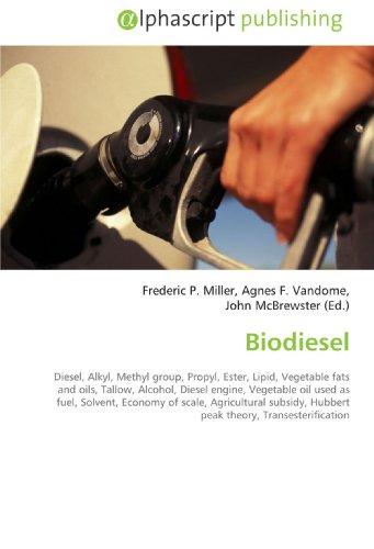 Biodiesel: Frederic P. Miller