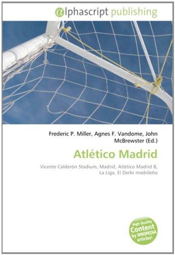 9786130022211: Atlético Madrid