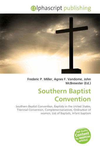 Southern Baptist Convention: Frederic P. Miller