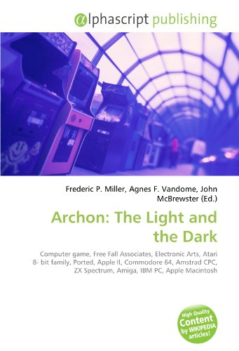 9786130044794: Archon: The Light and the Dark: Computer game, Free Fall Associates, Electronic Arts, Atari 8- bit family, Ported, Apple II, Commodore 64, Amstrad CPC, ZX Spectrum, Amiga, IBM PC, Apple Macintosh