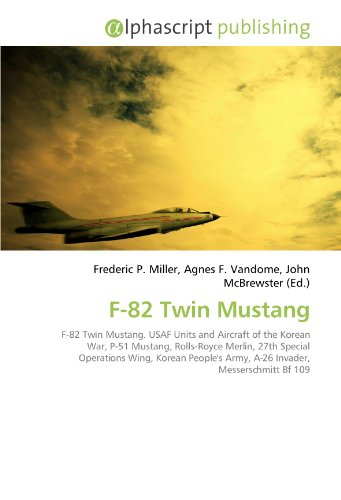 F-82 Twin Mustang: Frederic P. Miller