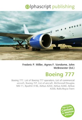 Boeing 777: Frederic P. Miller