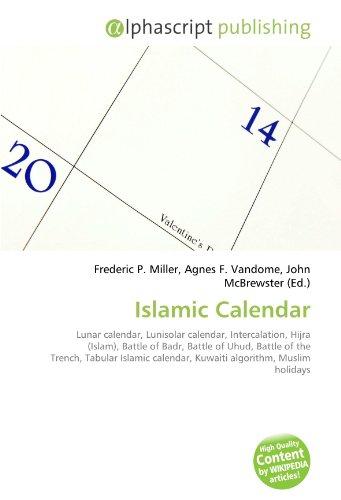 islamic calendar - AbeBooks