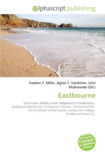 Eastbourne : East Sussex, Beachy Head, Stagecoach: Frederic P. Miller