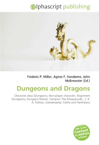 9786130061876: Dungeons and Dragons