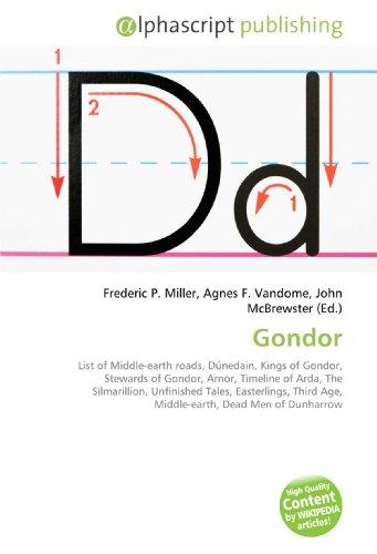 Gondor: Frederic P. Miller