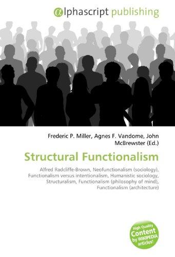 intentionalism vs functionalism Running head: functionalism v structuralism 1 structuralism vs functionalism myrna davis washington university of the rockies structuralism v.