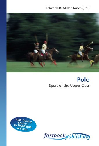 Polo: Sport of the Upper Class (Paperback)