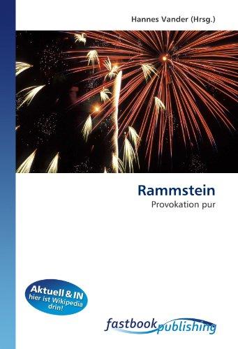 Rammstein - Hannes Vander