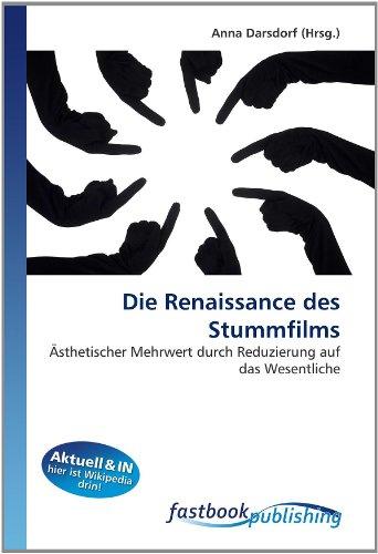 Die Renaissance des Stummfilms: Anna Darsdorf